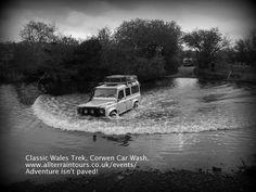 Corwen Car Wash Waleshire! #AllTerrainTours