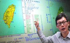 Disso Voce Sabia?: ALERTA - Taiwan deixa População em Alerta Após Registrar 22 Terremotos em um Dia