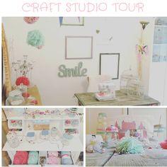 Craft Studio Tour