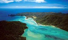 Abel Tasman National Park, New Zealand - January 2013
