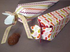 Deux petites idées de cornets pour mettre en scène joliment vos gourmandises ! Il vous faut : des feuilles de papiers un peu cartonnées, de la colle, du ruban, une paire de ciseaux, une règle. Etape 1-Imprimer et découper les gabarits joints en ajoutant...