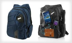Groupon - Powerbag with Built-in Battery System (Up to 68% Off). Six Options Available. Free Shipping and Free Returns. in Online Deal. Groupon deal price: $45.0.00