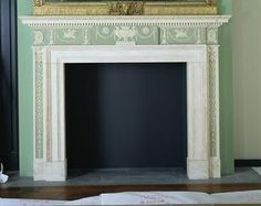 Image result for robert adam fireplace