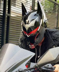 Moon Knight Costume, Green Goblin Mask, Honda Rebel 300, Futuristic Helmet, Secret Avengers, Cosplay Helmet, Image Fun, Cool Masks, Bird Skull