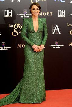 vestido color verde esmeralda años 40 - Buscar con Google
