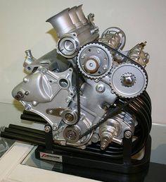 Ducati 250 Moto3 Engine