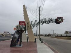 Route 66 Western Gat