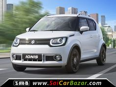 Maruti Suzuki Ignis Launched, Price Starts at Rs 4.59 Lakh.