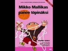 Mikko Mallikas panee töpinäksi