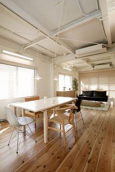 No.0045 自然素材でシンプルモダンな北欧デザインに(一戸建て) | リフォーム・マンションリフォームならLOHAS studio(ロハススタジオ) presented by OKUTA(オクタ)
