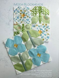 Quilt Block Patterns, Pattern Blocks, Quilt Blocks, Small Quilts, Mini Quilts, Quilting Projects, Quilting Designs, Quilting Ideas, Quilt Stitching