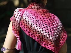 Bless Your Heart Shawl