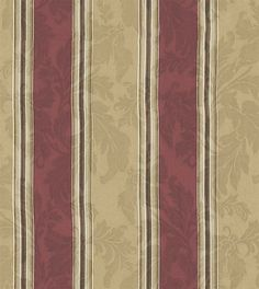 Christian Fischbacher Fabrics Collezione Italia Drapery Gold - gold home decor fabric