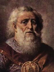 Mieszko III (1126/1127 - 1202). High Duke of Poland from 1173 until 1177, 1191, 1198 to 1199, and 1201. He married twice and had ten children.