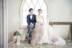 Studio FRLAME(スタジオ・フレーム)  Photo Wedding  VERA WANG DRESS ヴェラ・ウォン ドレス