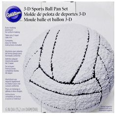 A fabulous idea for the sports fan in your life. Use this four-piece set to create the perf...