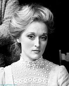 """In """"Trelawny of the Wells"""", Vivian Beaumont Theatre (1976)"""