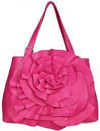 Gorgeous flower purse