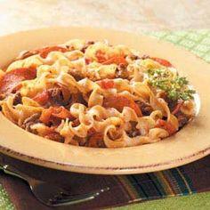 Crock-Pot Pizza Recipe