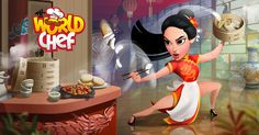 world chef characters - Buscar con Google