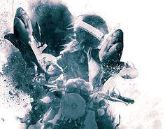 New Work, Shark, Sci Fi, Behance, Design, Science Fiction, Sharks