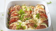 Easy Cooking, Ratatouille, Cauliflower, Zucchini, Sausage, Food And Drink, Vegetables, Ethnic Recipes, Koti