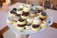 Svatební koláčky ráda peču i bez toho, aby se někdo v okolí musel vdávat či Cheesecake, Food, Cheese Pies, Cheesecakes, Meals, Yemek, Cherry Cheesecake Shooters, Eten