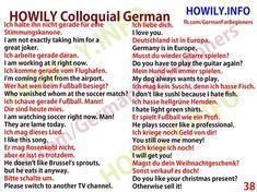 Colloquial German 38