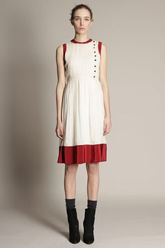ADAM LIPPIS Pre-Fall Prefall 2011 Womenswear http://nymag.com/fashion/fashionshows/2011/prefall/main/newyork/womenrunway/adamandeve/#