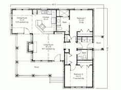 House Plans With Porches house plans with porches there are more front porch home plan 1 Modelo Casa Floor Plans