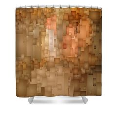 Shower Curtain - Abstract 1384