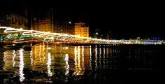 Tessaloniki at night