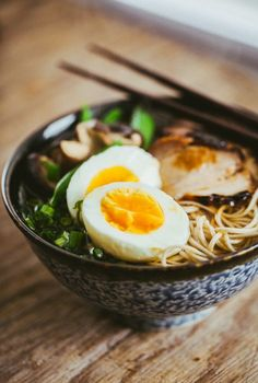 Oriental Soba Noodles with Slow Roasted Pork (Gluten-Free)
