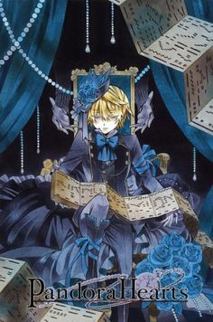 Pandora Hearts Episode 1 | Pandora Hearts images 1 - Manga Time