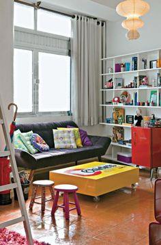 dcoracao.com - blog de decoração: Quitinete