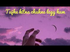 Tujhe kitna chahein Or hum - Kabir singh - jubin nautiyal- (Aesthetic version) Aesthetic Poetry, Working With Children, Aesthetics, Album, Facebook, Youtube, Instagram, Youtube Movies, Card Book
