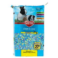 KAYTEE® Clean & Cozy Feeling Groovy Small Pet Bedding | Litter | PetSmart