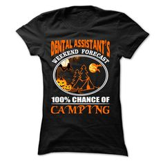 Dental Assistant HALLOWEEN T-Shirts, Hoodies. SHOPPING NOW ==► Funny Tee Shirts