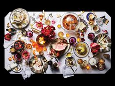 Amy Wilson » Half Table Setting