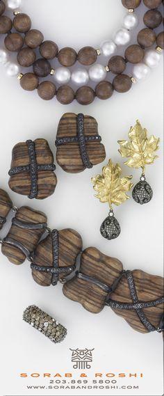 Sorab and Roshi 2013 Collection: Zibra Wood Group