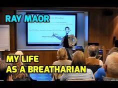 Ray Maor - My Life a Breatharian - Norway 2015