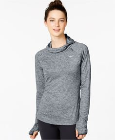 Nike Element Dri-FIT Pullover Hoodie - Tops - Women - Macy's