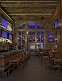 Brick & Beam Restaurant - Hyatt Fisherman's Wharf