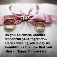 125 Happy anniversary quotes with images for couples. Here are the best happy anniversary quotes and sayings to read that will inspire you a. Wedding Anniversary Quotes For Couple, Happy Wedding Anniversary Quotes, Anniversary Wishes For Friends, Anniversary Quotes For Him, Happy Wedding Anniversary Wishes, Anniversary Greetings, Birthday Wishes, Anniversary Card Messages, Anniversary Boyfriend
