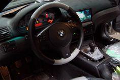 Amazing Cars: Full Chrome BMW M3 E46 CHROME