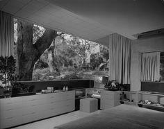 contemporama : richard neutra… tremaine house, montecito ca,...
