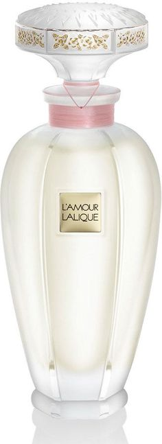 *Lalique L'Amour Crystal Extrait de Parfum