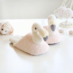 Flamingo Pássaro bonito Mulheres Inverno Chinelos Em Casa Para O Quarto Interior Sala de Casa Sapatos de Algodão Fundo Macio Apartamentos Adultos Presente de Natal
