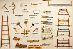 Good Sam Showcase of Miniatures: Tools