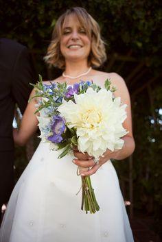 The Floral Lab: Real Wedding: Julie + Forest